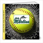 Lady Marlins Spring 2009 - Final - 8x8 Photo Book (30 pages)