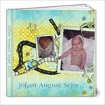 Johan 2005 - 8x8 Photo Book (39 pages)
