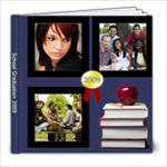 School Graduation Sample PhotoBook - 8x8 Photo Book (20 pages)
