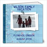 Oregon coast - 8x8 Photo Book (20 pages)
