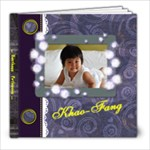 Khao-Fang - 8x8 Photo Book (20 pages)