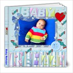 Baby Rehaan :) - 8x8 Photo Book (20 pages)
