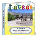 Arizona - 8x8 Photo Book (20 pages)