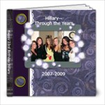 hillarybest - 8x8 Photo Book (39 pages)