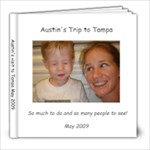 Austin Summer Book - 8x8 Photo Book (20 pages)