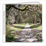 Book of day at Brookgreen Gardens and Atalya Castle In Huntington Beach, sc - 8x8 Photo Book (20 pages)