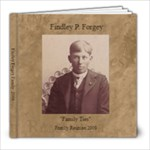 Forgey Reunion Book - 8x8 Photo Book (30 pages)