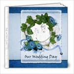 Kelly and Gina s wedding - 8x8 Photo Book (20 pages)