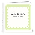 Guest Book - 8x8 Photo Book (20 pages)
