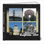 CA Trip photobook - 8x8 Photo Book (100 pages)