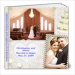 Wedding Album - 8x8 Photo Book (30 pages)