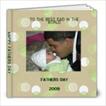 DANIELS FATHERS DAY BOOK - 8x8 Photo Book (20 pages)