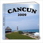 2009 GS Cancun Trip Book - 8x8 Photo Book (39 pages)