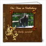 Gatlinburg Vacay - 8x8 Photo Book (30 pages)
