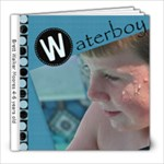 waterboy - 8x8 Photo Book (20 pages)