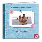 Florida - Hoa - 8x8 Photo Book (100 pages)