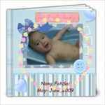 FahSai 4 months - 8x8 Photo Book (20 pages)
