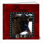 Oscar - 8x8 Photo Book (20 pages)