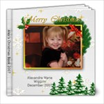 Alex s Christmas Book - 8x8 Photo Book (20 pages)