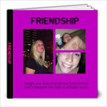 Friendship Book - 8x8 Photo Book (20 pages)