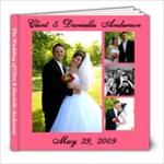 Wedding Book for parents - 8x8 Photo Book (20 pages)