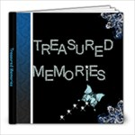 Treasure Memories - 8x8 Photo Book (20 pages)