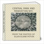 CENTRAL PARK NYC BACKUP B - 8x8 Photo Book (30 pages)