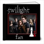 twilight fan - 8x8 Photo Book (20 pages)