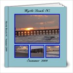 Myrtle Beach - 8x8 Photo Book (20 pages)