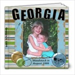 Trip to Georgia - 1999 - 8x8 Photo Book (20 pages)