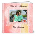 bee&nhumme - 8x8 Photo Book (20 pages)