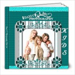 kids photography - 8x8 Photo Book (20 pages)