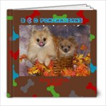 8x8 pom book - 8x8 Photo Book (20 pages)