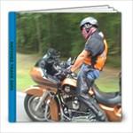NATCHEZ TRACE - 8x8 Photo Book (20 pages)