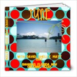 JUNE 2005 VACATION - 8x8 Photo Book (20 pages)