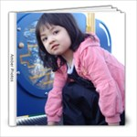 amber book - 8x8 Photo Book (20 pages)