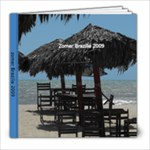 vakantie Brazilie 2009 - 8x8 Photo Book (39 pages)