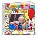 Sean BD Party 2 - 8x8 Photo Book (20 pages)