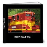 2007 Road Trip - 8x8 Photo Book (39 pages)