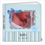 Seth - 8x8 Photo Book (20 pages)