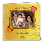A&X 2009 - 8x8 Photo Book (20 pages)