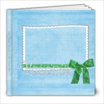ocean book - 8x8 Photo Book (20 pages)
