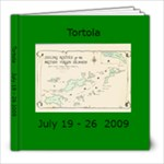 TORTOLA 2009 - 8x8 Photo Book (20 pages)
