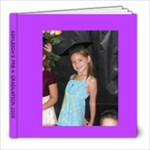 Ashleigh pre-k graduation - 8x8 Photo Book (20 pages)