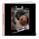 My baby s first year - 8x8 Photo Book (20 pages)