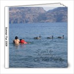Summer Fun - 8x8 Photo Book (39 pages)