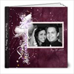 Craig and Sarah s Wedding Day - 8x8 Photo Book (39 pages)