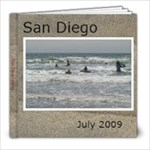 sandiego - 8x8 Photo Book (20 pages)