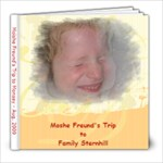 moshe fruend - 8x8 Photo Book (20 pages)