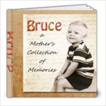 Dad s Book - 8x8 Photo Book (30 pages)